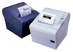 Epson TM-88 III Parallel POS Receipt Printer