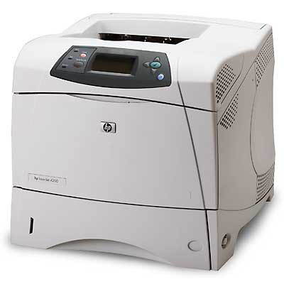 HP LaserJet 4200N Laser Network Printer - Q2426A