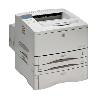 HP LaserJet 5100DTN Printer - Q1862A